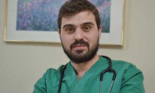 """Δημήτρης Ερμίδης: """"Θέλω δομές παροχής υπηρεσιών Υγείας για όλους τους Καλλιθεάτες"""""""