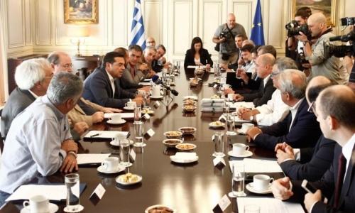 Τσίπρας: Θα διαχειριστούμε υπεύθυνα το