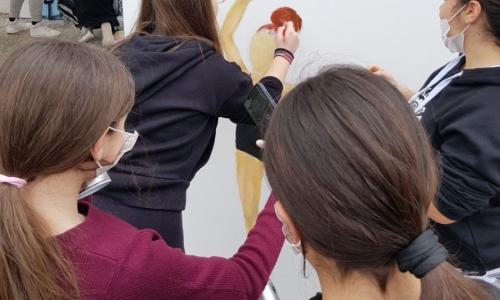 Μάγεψαν με τα χρώματα και το ταλέντο τους στο 1ο Youthfestival οι μαθητές του Μαθητικού Φεστιβάλ