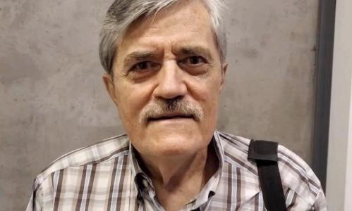 Ψυχάρα ο Καλογερόπουλος - Πάλεψε σκληρά 45 ημέρες και τα κατάφερε - Επιστρέφει νικητής μετά την μάχη με τον κορονοϊό