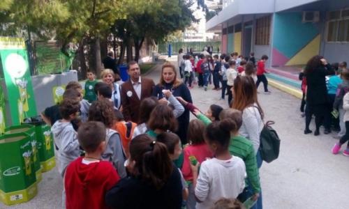 Πρωταθλητές στην ανακύκλωση οι μαθητές της Νότιας Αθήνας