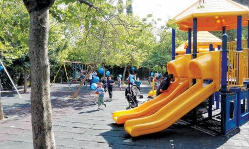 Πιστοποιημένες με προδιαγραφές ασφαλείας όλες οι παιδικές χαρές στην Καλλιθέα