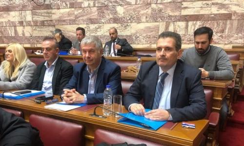 Πολιτική Προστασία: Στη Βουλή οι προτάσεις της ΚΕΔΕ με επικεφαλής τον δήμαρχο Καλλιθέας