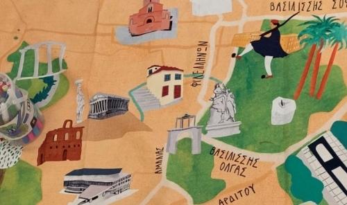 Πικ-νικ στο Κέντρο Πολιτισμού μαθαίνοντας την Αθήνα