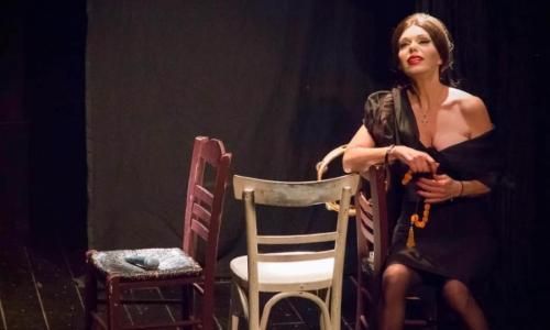 Παράσταση-ύμνος αφιερωμένη στην Πόντια, Σεβάς Χανούμ στο Δημοτικό Θέατρο Καλλιθέας