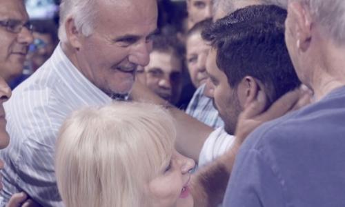 Η από καρδιάς εξομολόγηση του Κώστα Κυρανάκη λίγο πριν τις εκλογές [VIDEO]